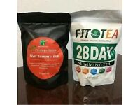 Natural Weight Lost/Flat Tommy Tea
