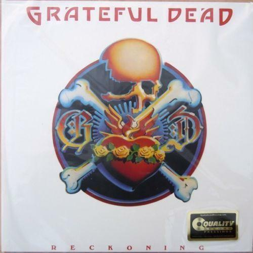 Grateful Dead Reckoning Lp Ebay