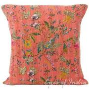 Floral Throw Pillow Covers