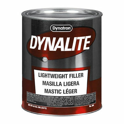 Dynatron Bondo 494 Dynalite Lightweight Body Filler  Gallon