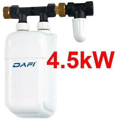 4,5 kW 230V Instant Water Heater Dafi In-Line Under Sink NEW!!!