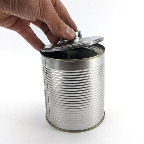 100 mm Chuck for Tin Plated Steel Cans for Cannular Pro - Can ANYTHING!! - Prep