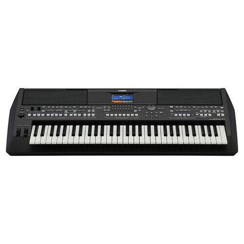 Yamaha PSR-SX600 61-Key Arranger Workstation