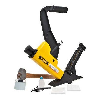 Dewalt 2-in-1 16g Nailer15-12g Stapler Flooring Tool Dwfp12569r Recon