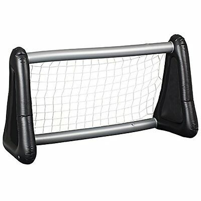 1.7m Inflatable Blow Up Goal Shooting Net Football Soccer Training Practise SR28 - Blow Up Football Goal