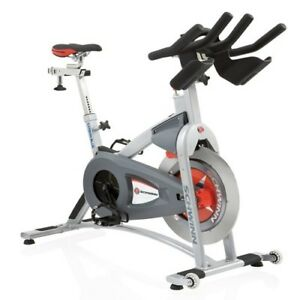 Schwinn A C Sport Indoor Cycle With Carbon Blue Belt Drive Ebay