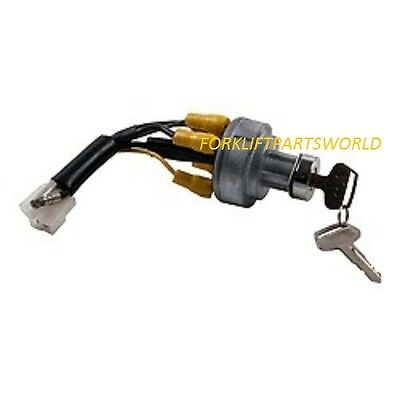 Komatsu Forklift Ignition Switch Parts 1107
