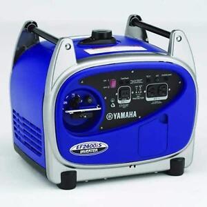 BRAND NEW EF2400iSHC Yamaha Inverter Generator