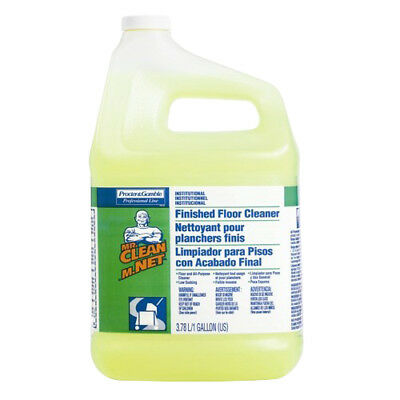 P&G Mr. Clean Finished Floor Cleaner - Gal. -