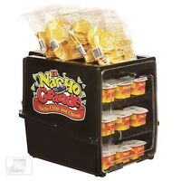 Nacho Grande Nacho Cheese Cup Warmer & Chip Bag Display Rack