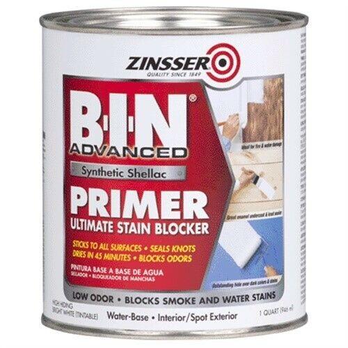 BIN QT Syn Shellac,No 271009,  Zinsser & Co