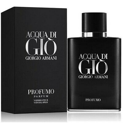 Acqua Di Gio Profumo Parfum 125ml / 4.2oz Spray Men NIB