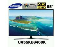 Samsung series 6 ku6400 55inch TV smart