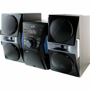 NEW-iLive-IHB613B-Bluetooth-CD-MP3-Player-FM-Radio-Boombox-Stereo-Speaker-System