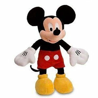 """NEW Disney  Mickey Mouse Club Large 17"""" Plush Doll Toy NWT Licensed"""