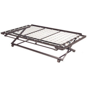 Metal Pop-up Trundle Bed - Twin NEW