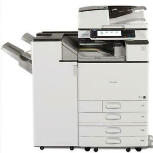 NO COST commecial Multifunction High End Copier Ricoh MP C4503 Printer Photocopier Corporate Solution