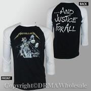 Metallica Baseball
