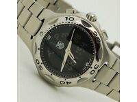 Tag Heuer F1 Formula One KIRIUM CL111A Boxed - New Battery - Men's Sports Divers Watch Chronograph