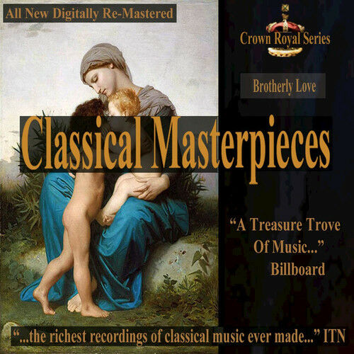 Various Artists - Brotherly Love - Classical Masterpieces [New CD]