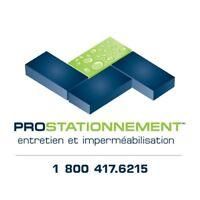 Prostationnement Franchise disponible (Montreal)