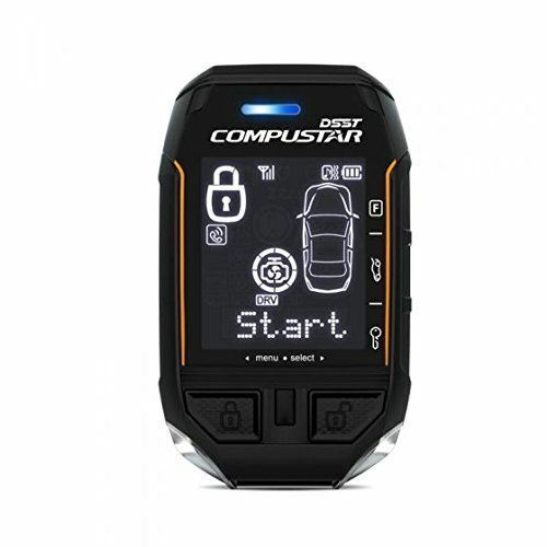 Compustar 2WT11R-SS 2 Way Replacement DSS Remote 3 Mile Range