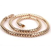 Mens Rose Gold Chain