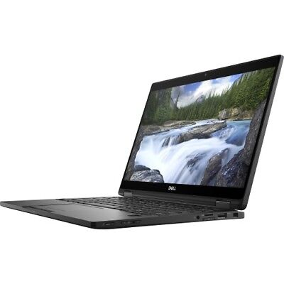NEW Dell 0XG5X Latitude 7390 2-in-1 i7-8650U 13.3-in 16GB 512GB UHD Graphics 620