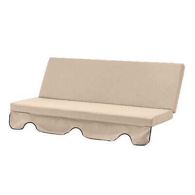 Stone 180cm Replacement Swing Seat Hammock Cushion Pad Garden Waterproof Outdoor