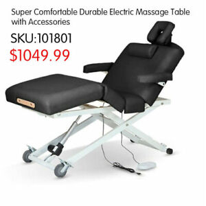 Four Section Electric MassageBeautyTattoo bed!!!fr$1049.99