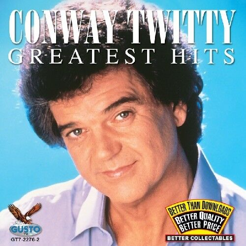 Conway Twitty - Greatest Hits [New CD]
