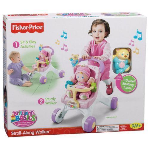 Fisher Price Doll Stroller Ebay