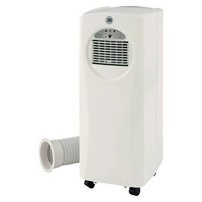 9,000 BTU Portable Air Conditioner with Heater