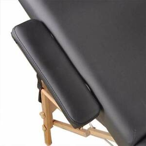 New 4 Fold Wooden Portable body Massage SPA  Table Chair bed Bayswater Knox Area Preview