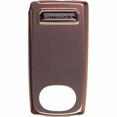 Motorola Nextel i830 Standard Battery Door Back Cover Case Bronze Replacement Motorola I830