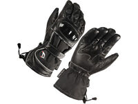 Motorcycle Gloves – Akito Python, Brand New in packaging, Size XXL / 12