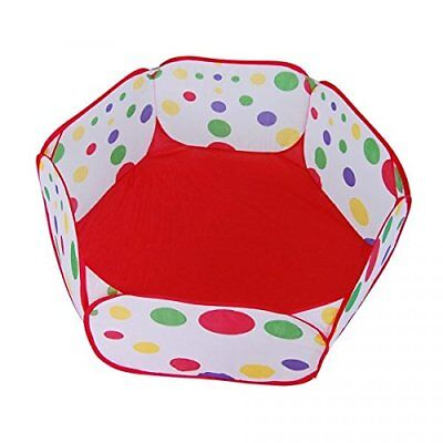 Portable Kids Ball Pit, Indoor & Outdoor Play Tent Playpen Ball Pit Pool