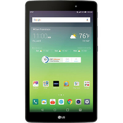 LG G Pad X 8.0 V520 32GB Wi-Fi + 4G LTE Cellular (AT&T Unlocked) 8in Tablet New