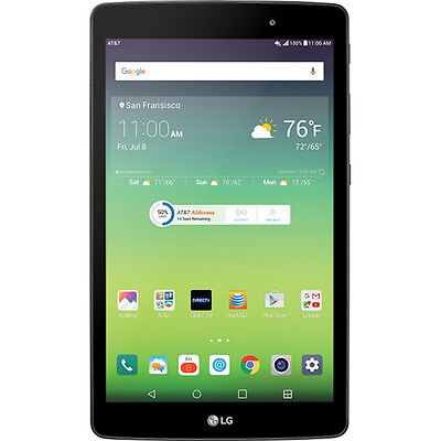 New LG G Pad X 8.0 V520 32GB Wi-Fi + 4G LTE Cellular (GSM Unlocked) 8