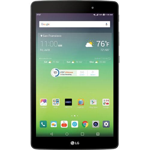 Tablet - New LG G Pad X 8.0 V520 32GB Wi-Fi + 4G LTE Cellular (AT&T Unlocked) 8in Tablet
