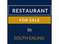 Restaurant for Sale in South Ealing (PRICE REDUCED)