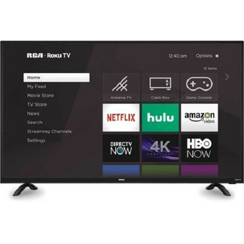 "50"" Class 4K Ultra HD  HDR Roku Smart LED TV"