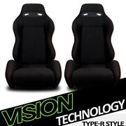 Red Type R Seats