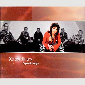 2003 (MCD) XTRAORDINARY / Separate Ways (GEBRAUCHT) - Jennersdorf, Österreich - 2003 (MCD) XTRAORDINARY / Separate Ways (GEBRAUCHT) - Jennersdorf, Österreich