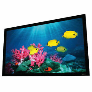 """EluneVision 120"""" Fixed Frame Projector Screen"""