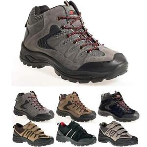 MENS-HIKING-BOOTS-WALKING-ANKLE-HI-TOPS-TRAIL-BLACK-TREKKING-TRAINERS-SHOES-SIZE
