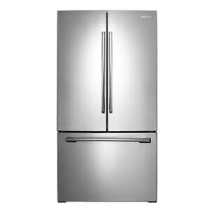 BLOWOUT SALES ON FRIDGE 35.75'' SAMSUNG MOD RF26HFENDSR WITH WAR