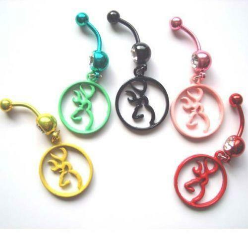 Browning Belly Button Rings Ebay