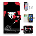 Mobile Phone Wallet Cases for Nokia Lumia 535