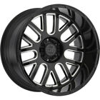 6 Offset Car and Truck Wheel and 18 Rim Diameter Tyre Packages 9.5 Rim Width